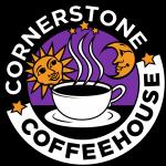 Cornerstone Coffeehouse circle logo